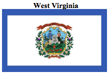 Flag-West Virgina